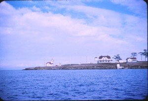 Patos Island in the early 1950s